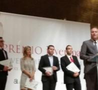Alberto Fabra Gala Jovempa jóvenes empresarios 2014