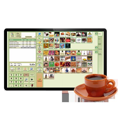 pantalla principal para software glolp