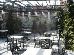 nebulizacion terrazas