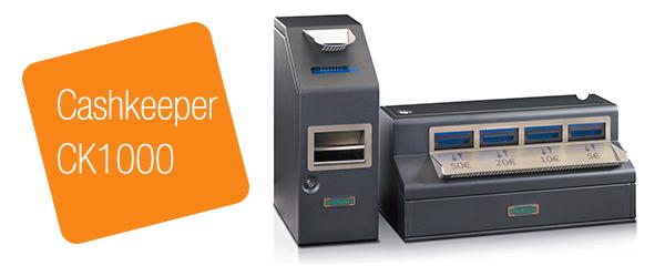 Cajón de Seguridad Cashkeeper CK1000