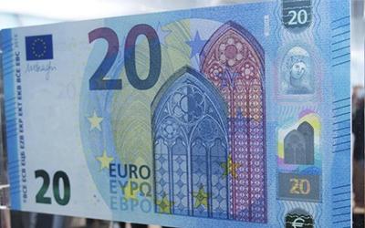 nuevo billete de 20 euros