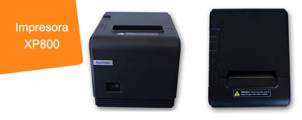 impresora de cocina