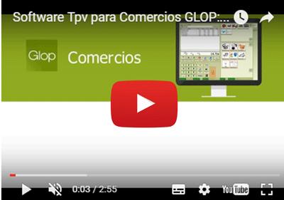 captura de pantalla glop mobisoft tpv