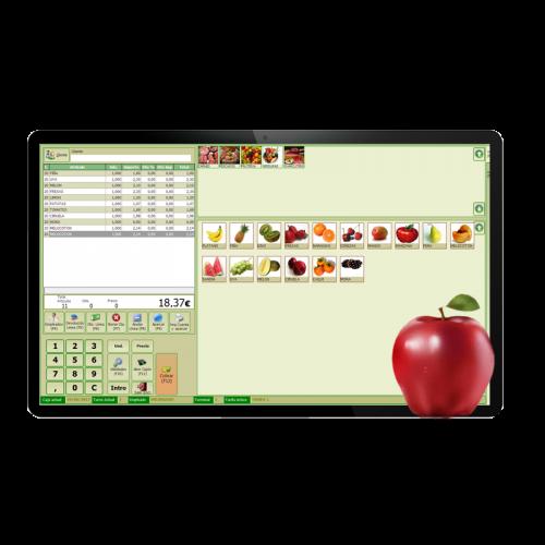 pantalla alimentacion software tpv mobisoft